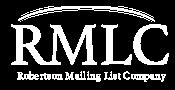 Robertson Mailing List Company